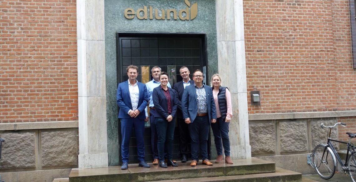 COMPOSIT visited Edlund